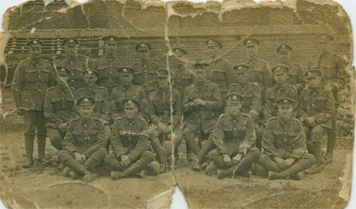 ww1 regiment